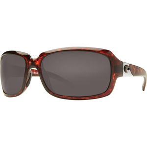 Costa Isabela Polarized Sunglasses - Costa 580 Polycarbonate Lens