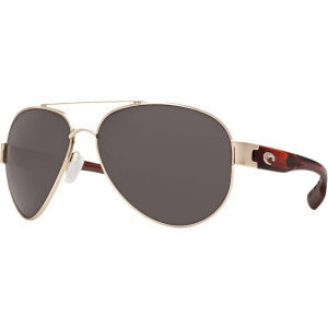 Costa South Point Polarized Sunglasses - Costa 580 Glass Lens