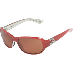 Costa Las Olas Polarized Sunglasses - 580 Polycarbonate Lens - Women's