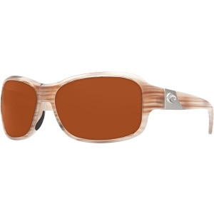 Costa Inlet 580 Polycarbonate Sunglasses - Polarized - Women's