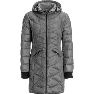 Celsius Quilted Hooded Jacket - Women's