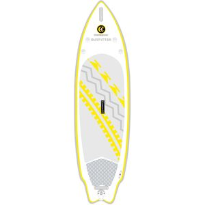 C4 Waterman Outfitter Inflatable Stand-Up Paddleboard