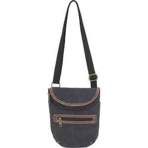 CargoIT Derby Crossbody Bag - Women's