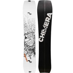 Chimera Backcountry Snowboards Sceptre Splitboard