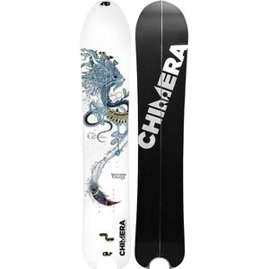 Chimera Backcountry Snowboards Unicorn Chaser Splitboard