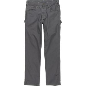 Carhartt Loose-Fit Canvas Carpenter Denim Pant - Men's