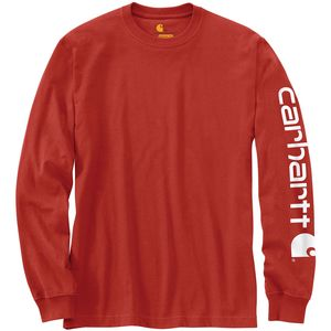 Carhartt Signature Sleeve Logo T-Shirt - Men's