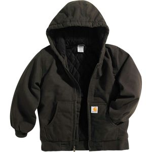 Carhartt Active Flannel Quilt Lined  Jacket - Boys'