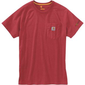 Carhartt Force Cotton Delmont Short-Sleeve T-Shirt - Men's