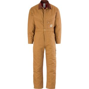 Carhartt Quilt Lined Duck Coveralls - Men's