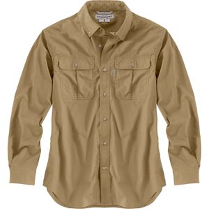 Carhartt Foreman Solid Long-Sleeve Work Shirt - Men's