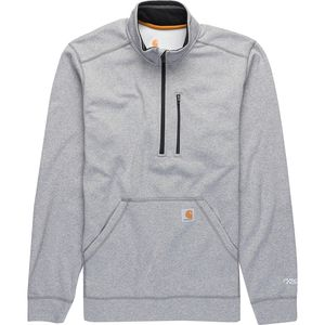 Carhartt Force Extremes Mock Neck Half-Zip Sweatshirt - Men's