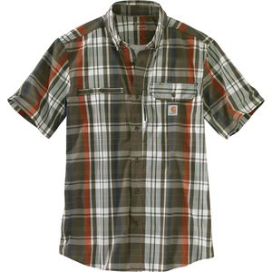 Carhartt Force Ridgefield Plaid Shirt - Men's