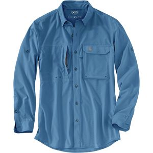 Carhartt Force Extremes Angler Long-Sleeve Shirt - Men's