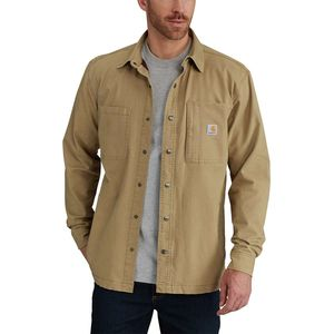 Carhartt Rugged Flex Rigby Shirt Jacket - Men's