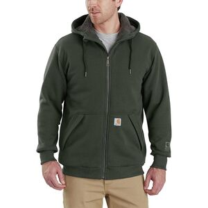 Carhartt Rain Defender Rockland Full-Zip Hooded Sweatshirt - Men's