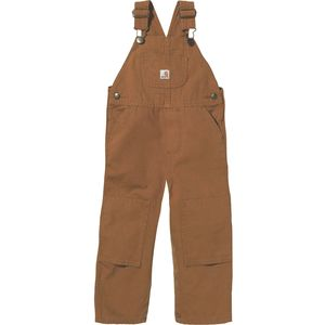 Carhartt Canvas Bib Overall Pant - Toddler Boys'