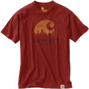 Carhartt Maddock Mountain C Graphic T-Shirt - Men's