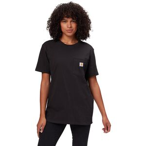 Carhartt WK87Workwear Pocket Short-Sleeve T-Shirt - Women's