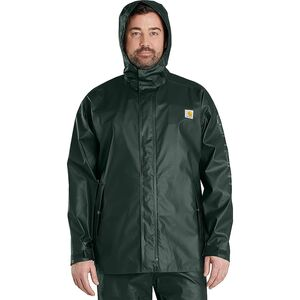 Carhartt Lightweight Waterproof Rain Storm Coat - Men's