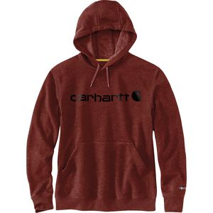 Carhartt Force Delmont Signature Graphic Hooded Sweatshirt - Men's