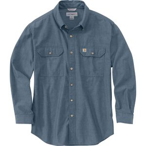 Carhartt Fort Solid Long-Sleeve Shirt - Men's