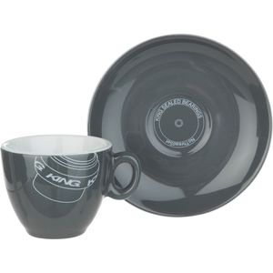 Chris King Cup and Saucer Set