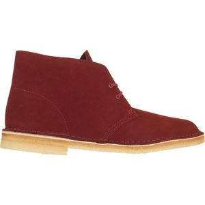 Clarks Desert Suede Boot - Men's