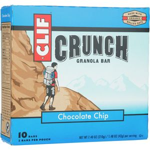 Clifbar Clif Crunch Granola Bar - 6-Pack