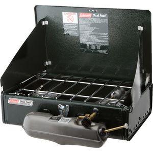 Coleman 2 Burner Dual Fuel Standard Stove