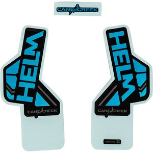 Cane Creek Helm Decal Kit
