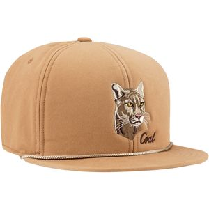 Coal Wilderness Snapback Hat