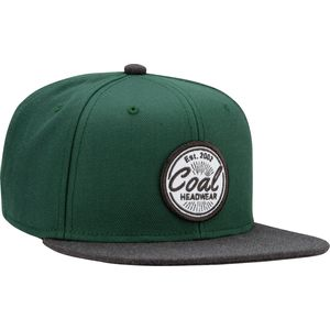 Coal Headwear Classic Snapback Hat - Men's