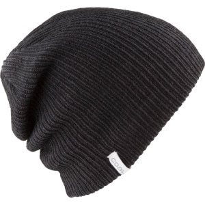 Coal Binary Beanie