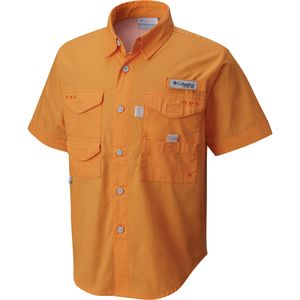 Columbia Bonehead Short-Sleeve Shirt - Boys'