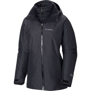 Columbia Whirlibird Interchange Hooded Jacket - Women's