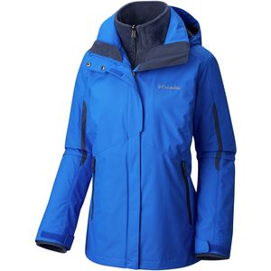 Columbia Bugaboo Interchange Hooded Jacket - Women's