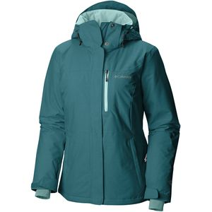 Columbia Alpine Action Hooded Jacket - Women's