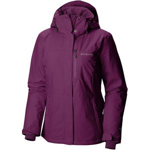 Columbia Alpine Action Omni-Heat Hooded Jacket - Women's