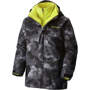 Columbia Bugaboo Interchange Parka - Boys'