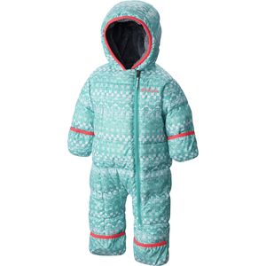 Columbia Frosty Freeze Bunting - Infant Girls'
