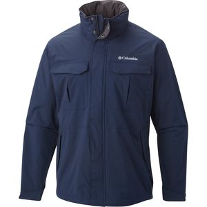 Columbia Dr. Downpour Rain Jacket - Men's