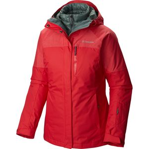 Columbia In Bounds 650 Turbodown Interchange Jacket - Women's