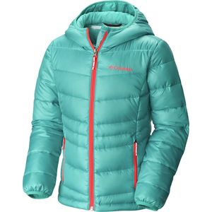Columbia Gold 550 Turbodown Hooded Down Jacket - Girls'