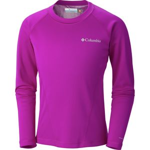 Columbia Baselayer Midweight 2 Crew Top - Girls'