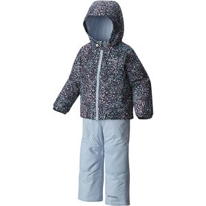 Columbia Frosty Slope Set - Toddler Girls'