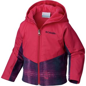 Columbia Steens Mountain Overlay Fleece Jacket - Toddler Girls'