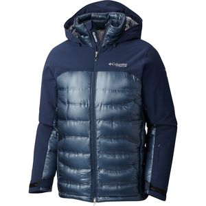 Columbia Titanium Heatzone 1000 Turbodown Hooded Jacket - Men's