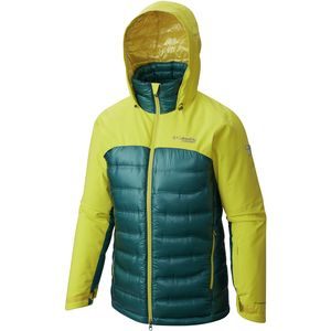 Columbia Heatzone 1000 Turbodown Hooded Jacket - Men's