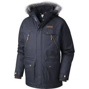 Columbia Barlow Pass 550 Turbodown Jacket - Men's
